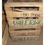 2 Cajones De Madera De Verduras - Valeria-
