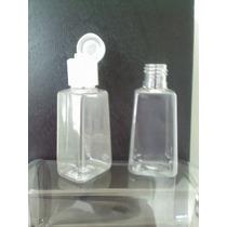 250 Botellas Para Gel Antibacterial Jabon O Crema Bautizos