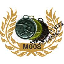 Medalla Fútbol { Ø 34 Milímetros } | M008