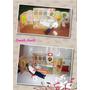 Hospital P/ Barbies + Frankie (tammy Ken) Doctor +accesorios