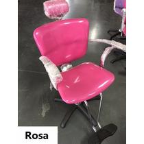 Cadeira Cabeleireiro Maquiagem Estética Salão Beleza - Novas
