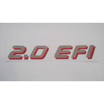 Adesivo 2.0 Efi P/ Monza Club
