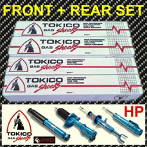 Tokico Hp Amortiguadores Delantero-trasero Dodge Neon 00-05