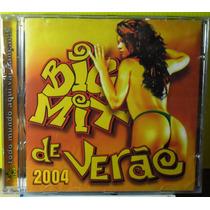 Dj Marlboro Apresenta Cd Big Mix De Verão 2004 Lacrado Raro