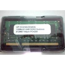 Memoria 512 Mb P/ Impressora Hp Laserjet 4014 4015 4515 3015
