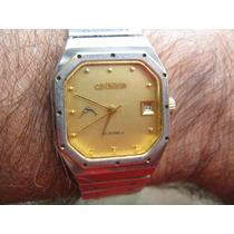 Reloj Pulsera Varon A Cuerda Antiguo Cornavin 17 Rubis