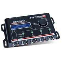 Processador De Audio Digital Equalizado Stx2448 Stetsom 2496