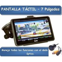 Gps Bak 7009, 8gb, 7 Tv Digital, Bluetooth, Camara Retroceso
