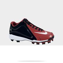 Zapatos Nike Swingman Para Beisbol Azul,rojo Y Negro