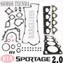 Juego De Empacadura Motor Kia Sportage 2.0 (2008 Al 2012)