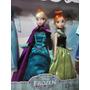 Ana E Elsa Guarda Roupa De Luxo Gigante Disney Frozen Na Cx