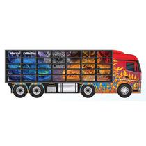 Brinquedos - Caminhão Painel P/35 Carrinhos (hot Wheels)