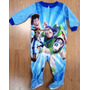 Toy Story Pijama Buzz Woody Niño Importada Original