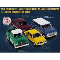 Coleção Chevrolet Collection 2 Volumes A Sua Escolha