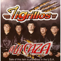 Cd Tigrillos A La Caza