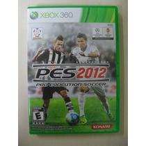 Pes 2012 - Pro Evolution Soccer 2012 Completo - Original