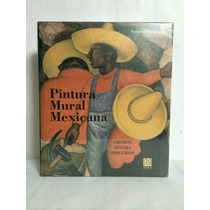 Pintura Mural Mexicana 1 Vol. Orozco Rivera Siqueiros 1 Vol