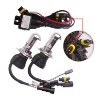 Kit Luces Bixenon H4. 8000k. Rosario.
