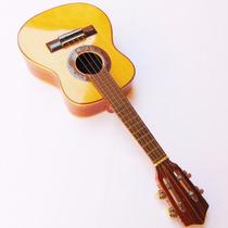 Belo Instrumento De Corda Cavaquinho Antigo Musica Decoração