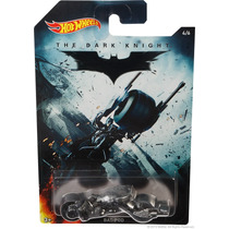 Bat-pod The Dark Knight- Serie Batman 2015- Hot Wheels