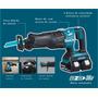 Makita Djr360z 36v Serra Sabre Bl S/ Carregador E Bateria Sp