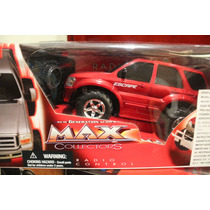 Camioneta Escape De Radio Control Max Collectors
