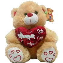 Urso De Pelúcia Amor 35cm Lindíssimo!!! Pronta Entrega!!!