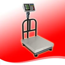 Bascula Digital 600 Kg Plataforma Acero Inox.- Enviogratis