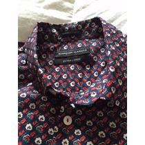Camisa Floreada Garcon García (sin Uso)