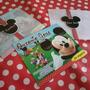 La Casa De Mickey Mouse - Tarjeta De Invitación
