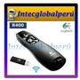 Puntero Láser Wireless Multimedia Logitech R400 15 Mt. Max