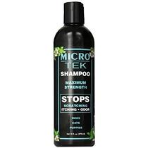 Champú Eqyss Micro-tek Medicado Pet 16 Onzas