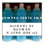 Alcohol De Quemar - Varios Usos