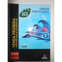 Projeto Eco Língua Portuguesa Livro Para O Professor - B1