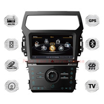 Estereo Ford 2013 Explorer Escape Ecosport Edge Gps Dvd Ipod