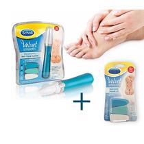 Kit Manicure/ Pedicure Lixa Elétrica + 3 Lixas Refil