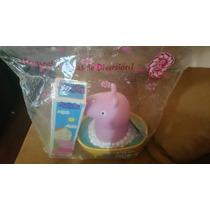 Peppa Pig Perfume Y Gel De Baño En Bonita Figura De Juguete