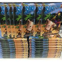 Dvd Infantil The Save-ums! Nuevo Cerrado De Fábrica