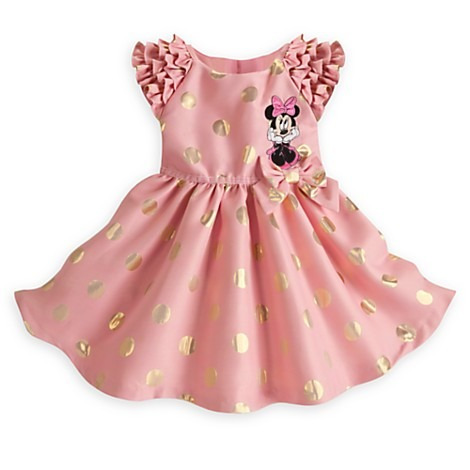 Vestido minnie mouse disney store