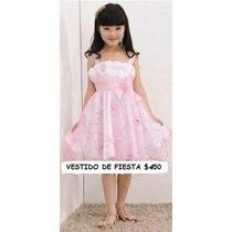 Vestidos Para Nenas Niñas Ideal Fiesta O Eventos Importados!