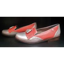 Zapatos De Cuero Para Dama Velez