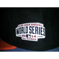 Gorra New Era San Francisco Giants Serie Mundial 2014