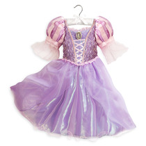 Disfraz De Rapunzel - Vestido Original Disney Store