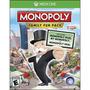 Jogo Midia Fisica Lacrado Monopoly Family Fun Pack Xbox One