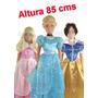 Muñeca Princesas Gigante 85cms Cariñito / Open-toys Avell122