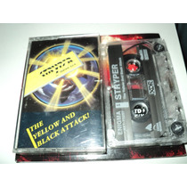 Stryper - The Yellow And Black Attack Casette Made In Usa