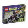 Lego Ninja Turtles 79101 - Moto Retalhadora - 198 Peças