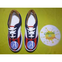 Zapatillas Panchas San Lorenzo