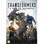Dvd Transformers A Era Da Extinçao Original Seminovo