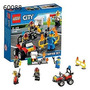 Juego Ingenio Lego City Fire Starter Set 60088